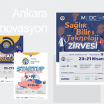 Ankara İnovasyon Afiş Tasarımı