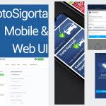 Foto Sigorta Mobil Uygulama ve Web Tasarımı