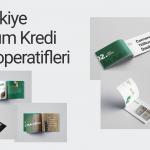 Tarım Kredi Kooperatifleri Broşür Tasarımı